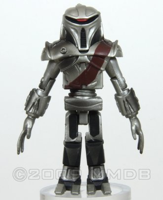minimate database red stripe cylon centurion
