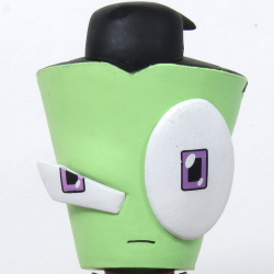 Zim in Human Disguise