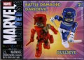 Battle Damaged Daredevil & Bullseye