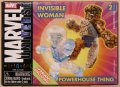 Invisible Woman & Powerhouse Thing