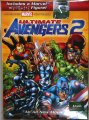 Ultimate Avengers 2 DVD with Hulk