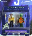 Battle Damaged Kirk & Gorn