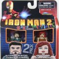 Iron Man 2 Stark Expo Two-Pack
