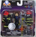 Elite Heroes Fire Fighters Fire Chief