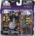 Elite Heroes Smoke Jumpers Fire Chief