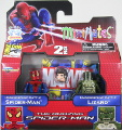 Underground Battle Spider-Man & Underground Battle Lizard