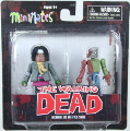 Michonne & One-Eyed Zombie