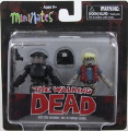 Riot Gear Michonne & Hitchhiker Zombie