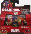 Armory Spider-Man & Marvel Now Deadpool