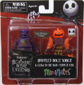 Unraveled Oogie Boogie & Glow-In-The-Dark Pumpkin King