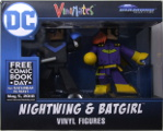 FCBD Nightwing Batgirl Two-Pack