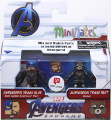Avengers Team Suit Cap/Thor & Avengers Team Suit Rocket